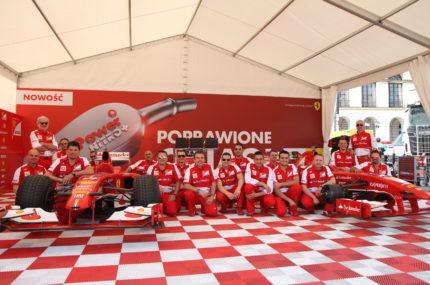 Shell V Power Nitro+ Show – Warszawa 2013