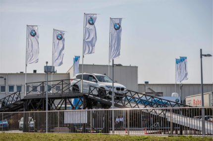 BMW Generation X Tour 2016