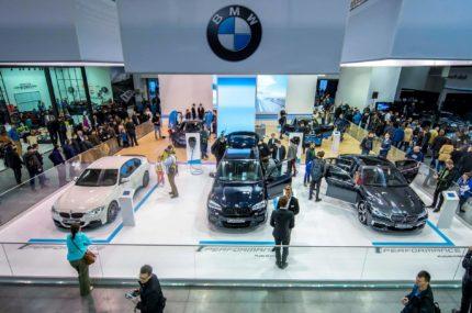 Poznań Motor Show 2017 – Stoisko BMW