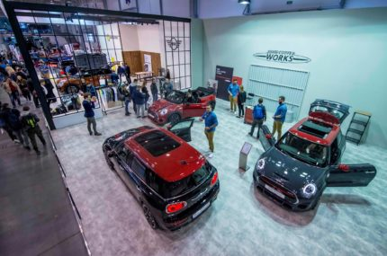 Poznań Motor Show 2017 – WELCOME TO MINI