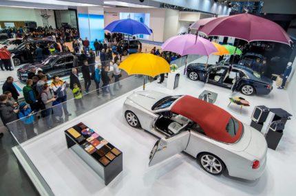 Poznań Motor Show 2017 – Rolls-Royce Motor Cars Warszawa