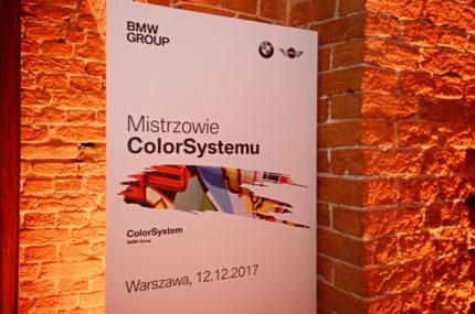 Gala Mistrzów Color Systemu – Warszawa 2017