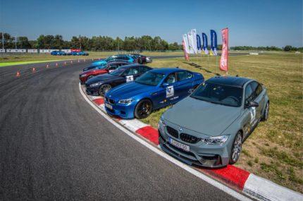 BMW M Grand Tour 2016