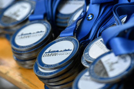 BMW Półmaraton Praski – Warszawa 2016