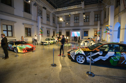 Art Cars – Warszawa 2014