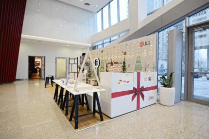 JLL – Stoiska świąteczne 2017