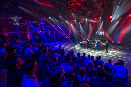 Pokaz przedpremierowy BMW M5 – Warszawa 2017