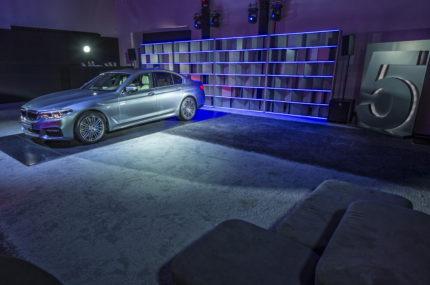 Closed Room BMW Serii 5 – Warszawa 2016