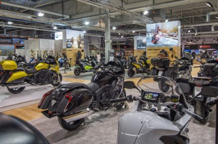 Warsaw Motorcycle Show – PTAK EXPO 2018